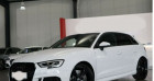 Audi RS3 Sportback 2.5 TFSI 400ch quattro S tron 7 Blanc à Boulogne-Billancourt 92