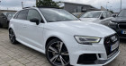 Audi RS3 Sportback 2.5 TFSI 400ch quattro S tronic 7 Euro6d-T Blanc à SELESTAT 67