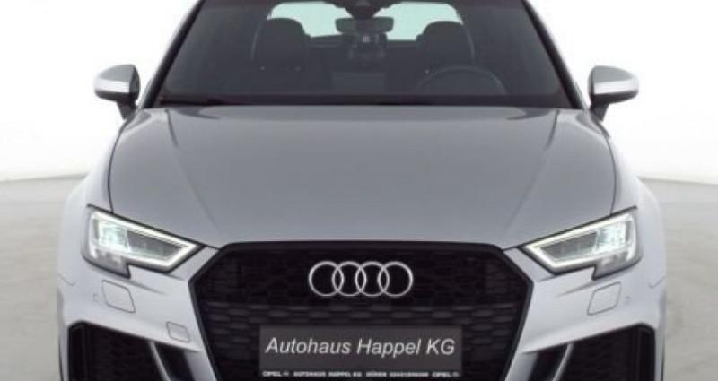 Audi RS3 Sportback 2.5 TFSI quattro I Matrix I V-Max Gris occasion à Mudaison - photo n°2