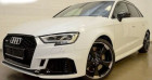 Audi RS3 Sportback 2.5 TFSI quattro S tronic Blanc à Mudaison 34