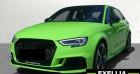 Audi RS3 Sportback 2.5 TFSI Quattro Vert à Montévrain 77