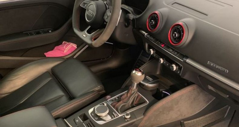Audi RS3 Sportback III 400 ch 499euros/mois  occasion à VALENCE - photo n°4