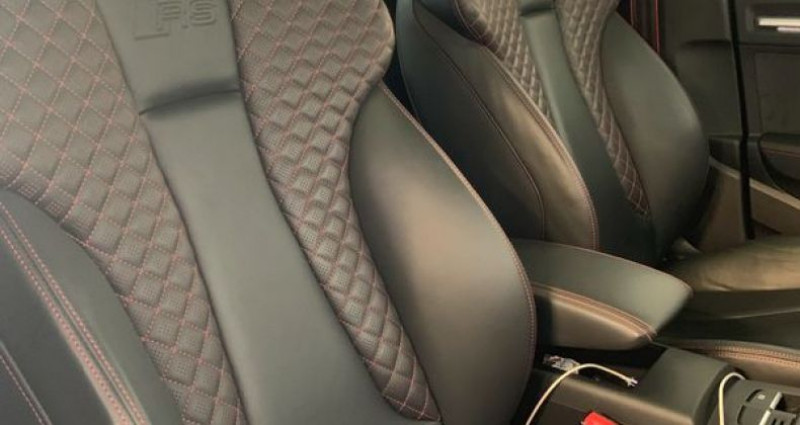 Audi RS3 Sportback III 400 ch 499euros/mois  occasion à VALENCE - photo n°5
