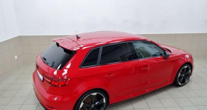 Audi RS3 sportback * malus inclus * Rouge occasion à Mudaison - photo n°2