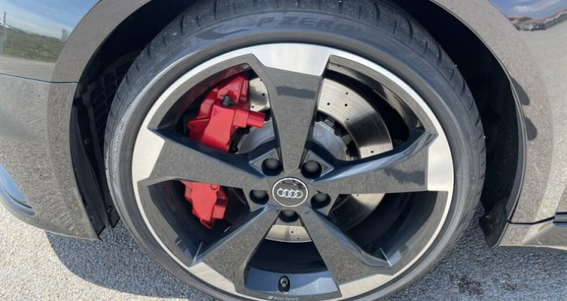 Audi RS3 SPORTBACK QUATTRO S-TRONIC 400CH Noir occasion à RIVESALTES - photo n°3