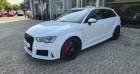 Audi RS3 Sportback Blanc à Mudaison 34