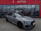 Audi RS4 Avant 2.9 V6 TFSI 450ch quattro tiptronic 8 Euro6d-T Gris à Barberey-Saint-Sulpice 10