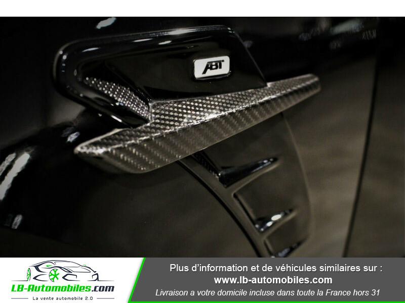 Audi RS4 Avant RS4-R ABT 1 OF 50 V6 2.9 TFSI 530 ch Tiptronic 8 Noir occasion à Beaupuy - photo n°13