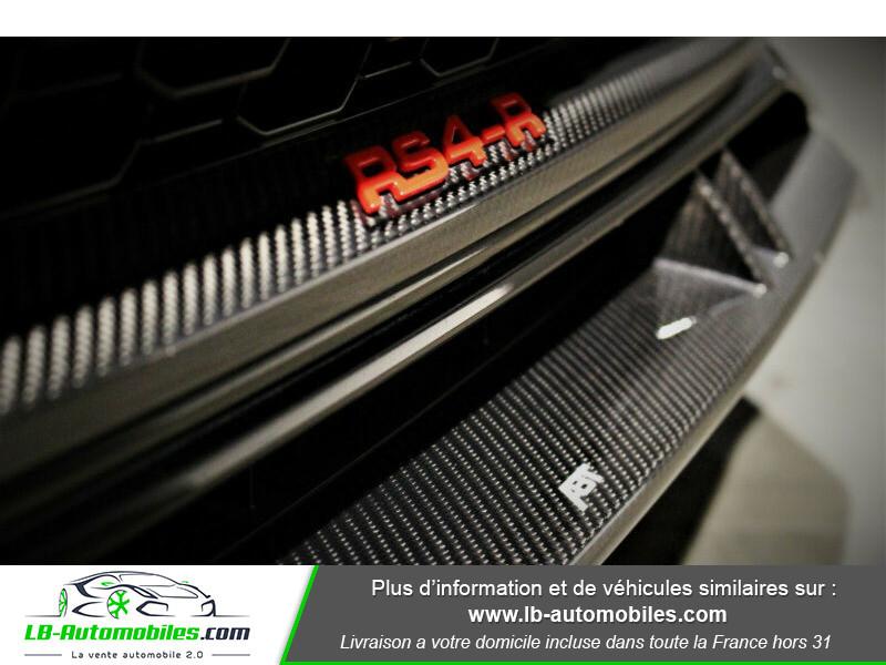 Audi RS4 Avant RS4-R ABT 1 OF 50 V6 2.9 TFSI 530 ch Tiptronic 8 Noir occasion à Beaupuy - photo n°14