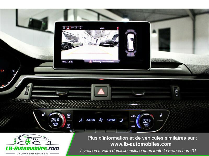 Audi RS4 Avant RS4-R ABT 1 OF 50 V6 2.9 TFSI 530 ch Tiptronic 8 Noir occasion à Beaupuy - photo n°7