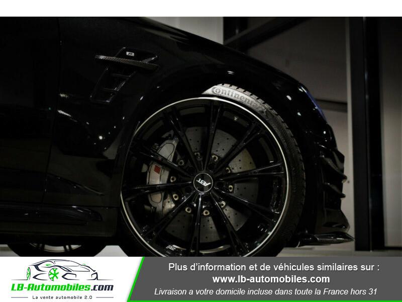 Audi RS4 Avant RS4-R ABT 1 OF 50 V6 2.9 TFSI 530 ch Tiptronic 8 Noir occasion à Beaupuy - photo n°15