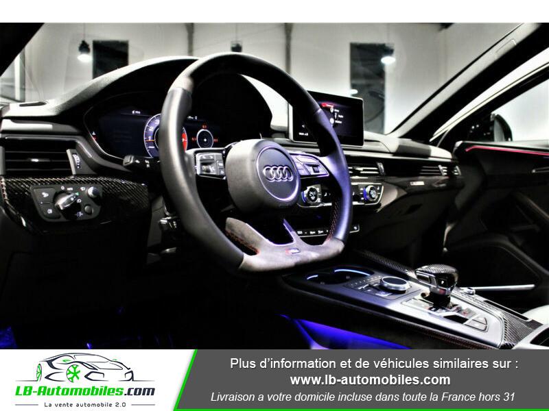 Audi RS4 Avant RS4-R ABT 1 OF 50 V6 2.9 TFSI 530 ch Tiptronic 8 Noir occasion à Beaupuy - photo n°2
