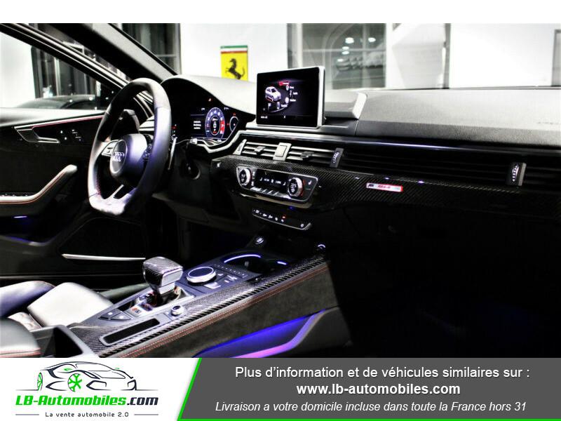 Audi RS4 Avant RS4-R ABT 1 OF 50 V6 2.9 TFSI 530 ch Tiptronic 8 Noir occasion à Beaupuy - photo n°12