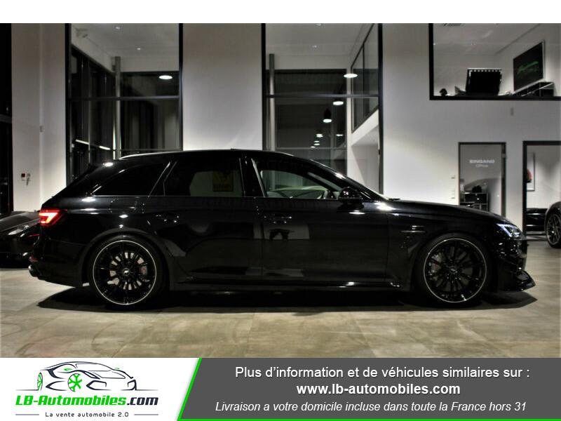 Audi RS4 Avant RS4-R ABT 1 OF 50 V6 2.9 TFSI 530 ch Tiptronic 8 Noir occasion à Beaupuy - photo n°18