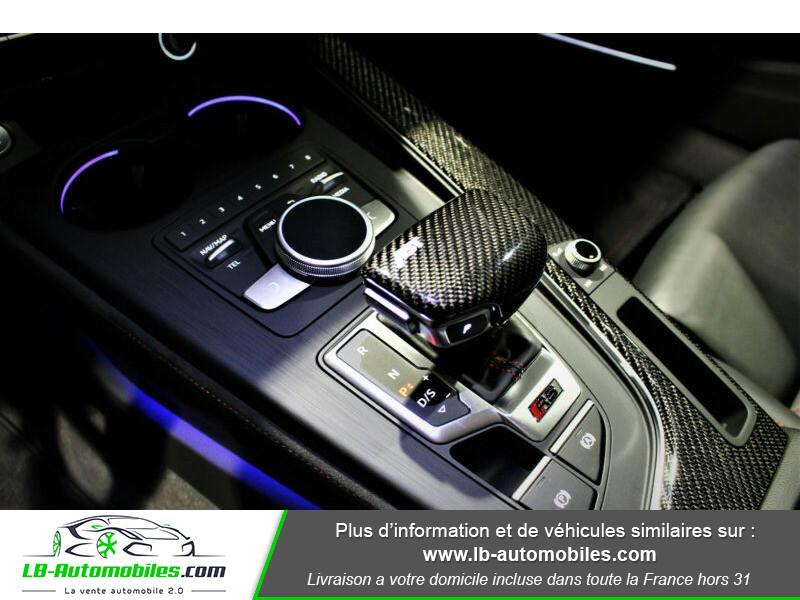 Audi RS4 Avant RS4-R ABT 1 OF 50 V6 2.9 TFSI 530 ch Tiptronic 8 Noir occasion à Beaupuy - photo n°9