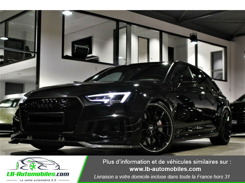 Audi RS4 Avant RS4-R ABT 1 OF 50 V6 2.9 TFSI 530 ch Tiptronic 8 Noir occasion à Beaupuy
