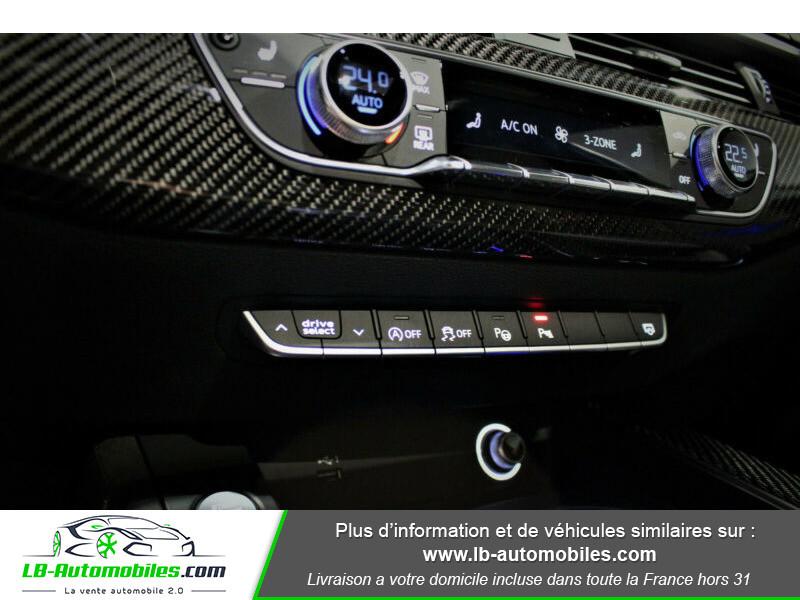 Audi RS4 Avant RS4-R ABT 1 OF 50 V6 2.9 TFSI 530 ch Tiptronic 8 Noir occasion à Beaupuy - photo n°6