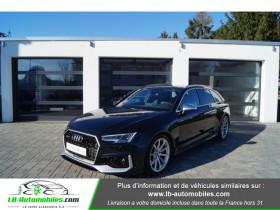 Audi RS4 Avant Noir, garage LB AUTOMOBILES à Beaupuy