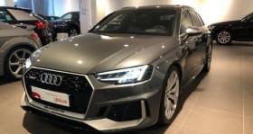 Audi RS4 occasion à Paris