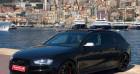Audi RS4 avant 4.2 v8 fsi 450 quattro s tronic 7 Noir à Monaco 98
