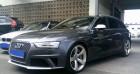 Audi RS4 Avant 4.2 V8 FSI 450ch quattro S tronic 7 Gris à Boulogne-Billancourt 92