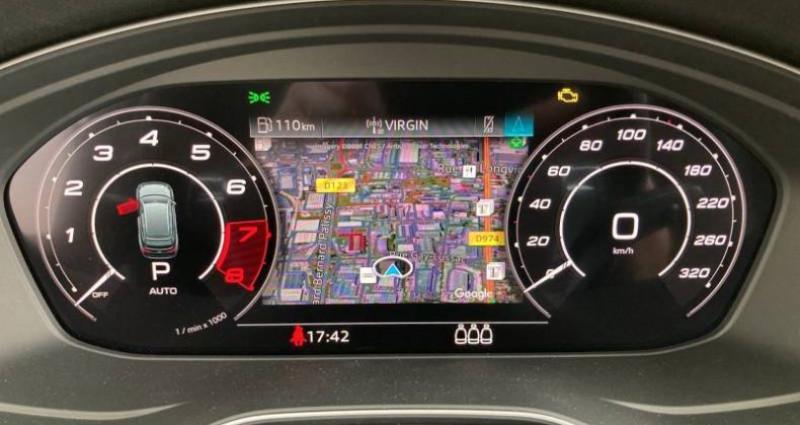 Audi RS4 Avant V6 2.9 TFSI 450 ch Tiptronic 8 Quattro Noir occasion à Chenove - photo n°5