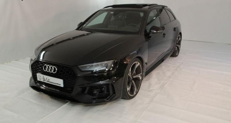 Audi RS4 avant v6 450cv i Noir occasion à Neuilly Sur Seine