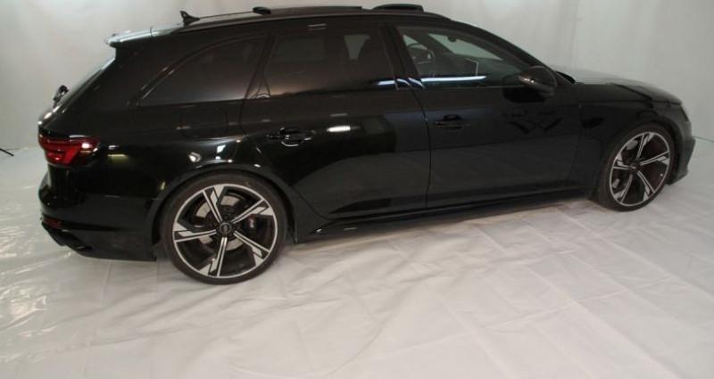 Audi RS4 avant v6 450cv i Noir occasion à Neuilly Sur Seine - photo n°6