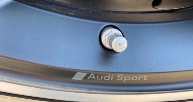 Audi RS4 Avant V6 TFSI 450CH QUATTRO Rouge occasion à DIJON - photo n°4