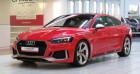 Audi RS5 (2E GENERATION) Sportback 2.9 TFSI 450 II Sportback Quattro  Rouge à Tours 37