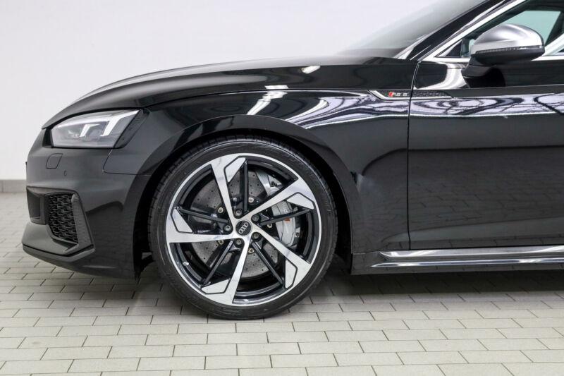 Audi RS5 2.9 V6 TFSI 450CH QUATTRO TIPTRONIC 8 Noir occasion à Villenave-d'Ornon - photo n°5