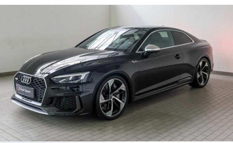 Audi RS5 2.9 V6 TFSI 450CH QUATTRO TIPTRONIC 8 Noir occasion à Villenave-d'Ornon
