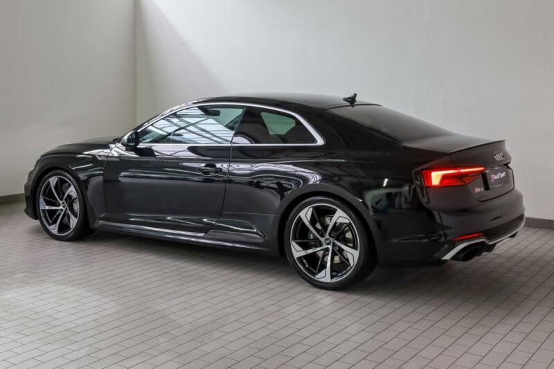 Audi RS5 2.9 V6 TFSI 450CH QUATTRO TIPTRONIC 8 Noir occasion à Villenave-d'Ornon - photo n°3