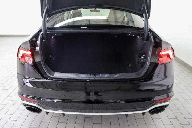 Audi RS5 2.9 V6 TFSI 450CH QUATTRO TIPTRONIC 8 Noir occasion à Villenave-d'Ornon - photo n°7