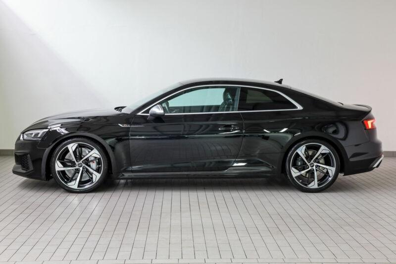 Audi RS5 2.9 V6 TFSI 450CH QUATTRO TIPTRONIC 8 Noir occasion à Villenave-d'Ornon - photo n°2