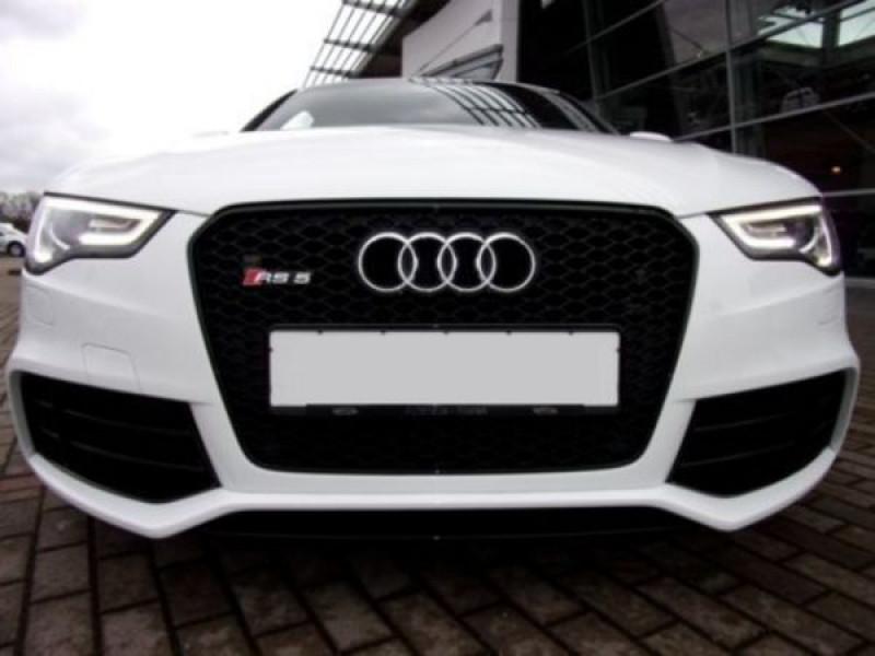Audi RS5 4.2 FSI Blanc occasion à Beaupuy - photo n°8