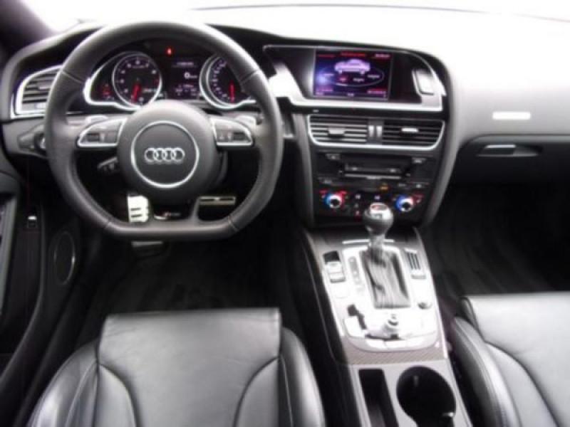 Audi RS5 4.2 FSI Blanc occasion à Beaupuy