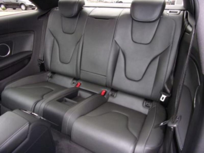 Audi RS5 4.2 FSI Blanc occasion à Beaupuy - photo n°5