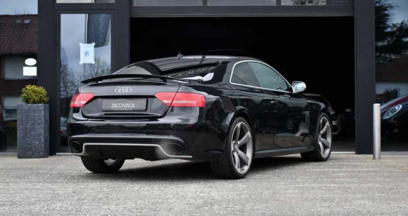 Audi RS5 4.2i V8 FSI Quattro S tronic NAVI - ROTOR 20' Noir occasion à Zwevegem - photo n°7