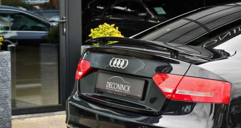 Audi RS5 4.2i V8 FSI Quattro S tronic NAVI - ROTOR 20' Noir occasion à Zwevegem - photo n°6