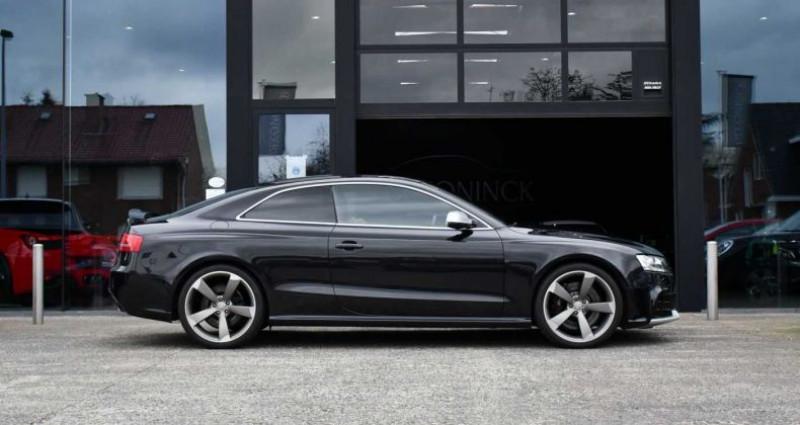 Audi RS5 4.2i V8 FSI Quattro S tronic NAVI - ROTOR 20' Noir occasion à Zwevegem - photo n°5