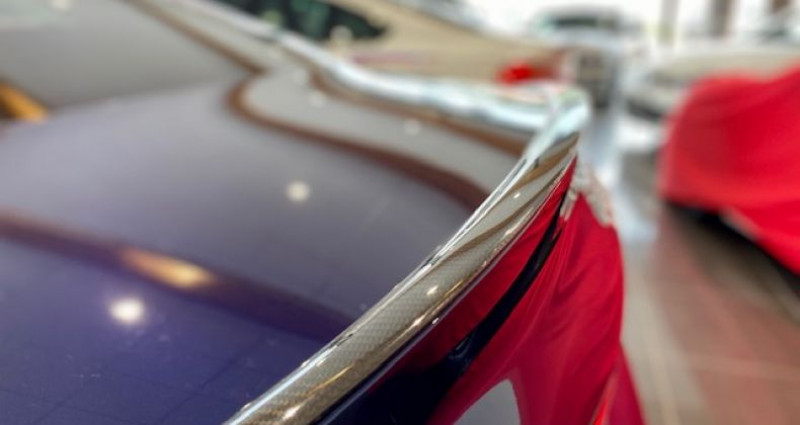 Audi RS5 Coupé II 2.9 TFSI 450 QUATTRO TIPTRONIC 8 Bleu occasion à Saint Vincent De Boisset - photo n°6