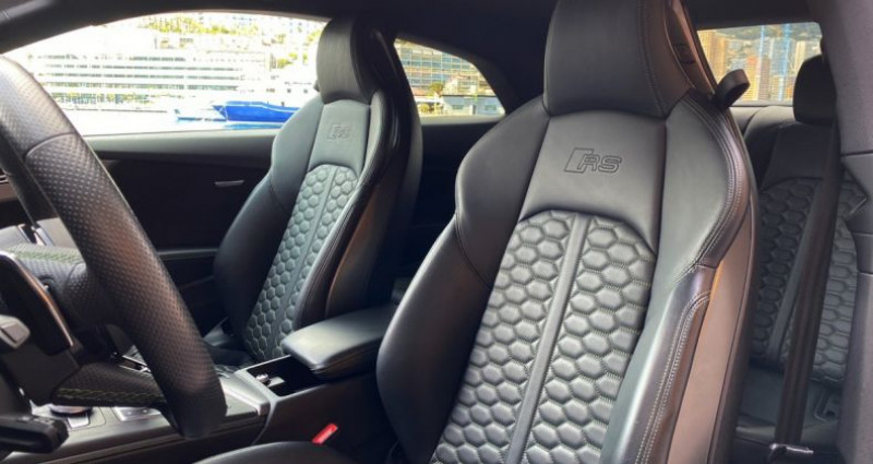 Audi RS5 COUPE QUATTRO 2.9 TFSI 450 CV - MONACO Gris occasion à MONACO - photo n°7