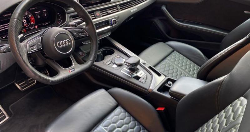 Audi RS5 COUPE QUATTRO 2.9 TFSI 450 CV - MONACO Gris occasion à MONACO - photo n°6