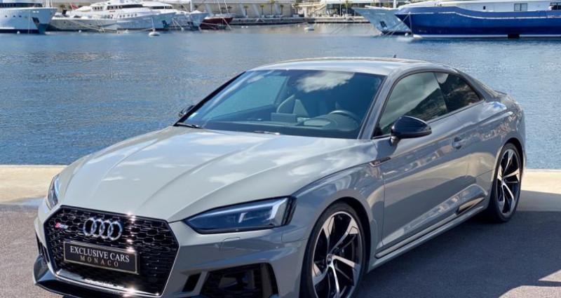 Audi RS5 COUPE QUATTRO 2.9 TFSI 450 CV - MONACO Gris occasion à MONACO
