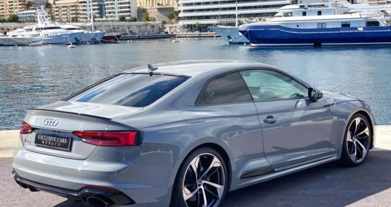 Audi RS5 COUPE QUATTRO 2.9 TFSI 450 CV - MONACO Gris occasion à MONACO - photo n°5