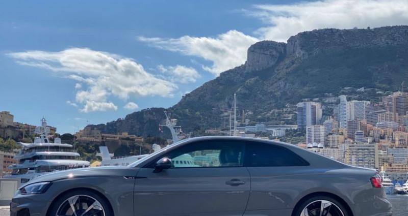 Audi RS5 COUPE QUATTRO 2.9 TFSI 450 CV - MONACO Gris occasion à MONACO - photo n°4