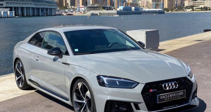 Audi RS5 COUPE QUATTRO 2.9 TFSI 450 CV - MONACO Gris occasion à MONACO - photo n°3