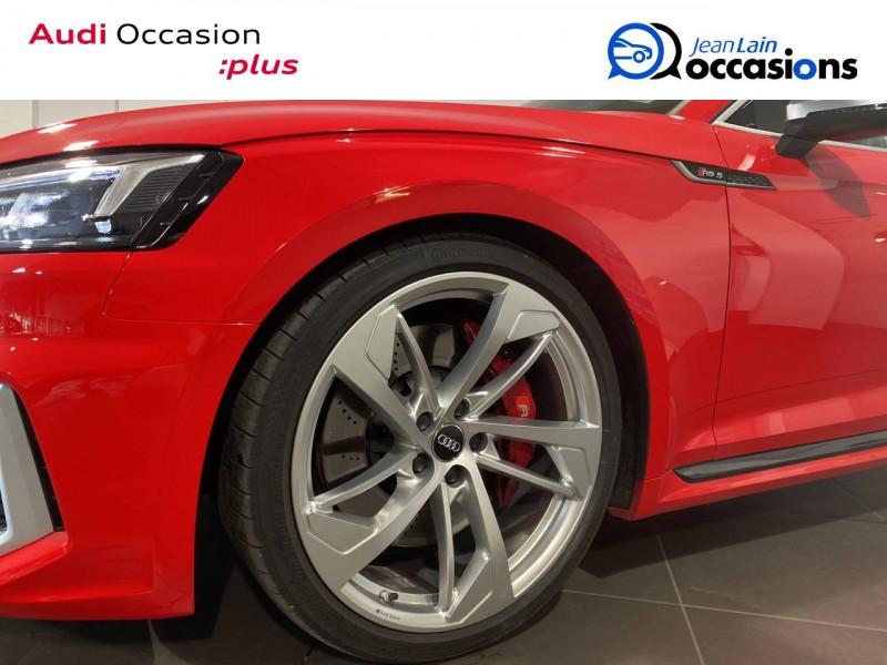 Audi RS5 RS5 Coupé V6 2.9 TFSi 450 Tiptronic 8 Quattro  2p Rouge occasion à Seynod - photo n°9