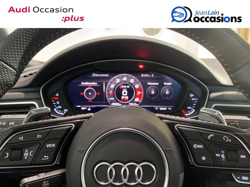 Audi RS5 RS5 Coupé V6 2.9 TFSi 450 Tiptronic 8 Quattro  2p Rouge occasion à Seynod - photo n°12